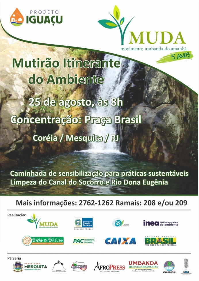 Multirão Intinerante do Ambiente